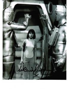 "Wendy Padbury ""Zoe Heriot"" Doctor Who"